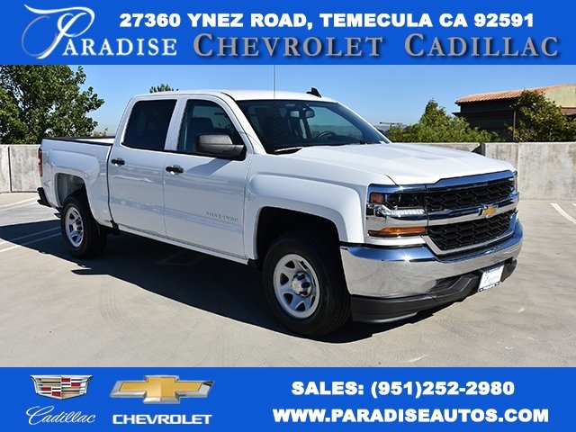 2018 Silverado 1500 Crew Cab 4x2,  Pickup #M18792 - photo 1