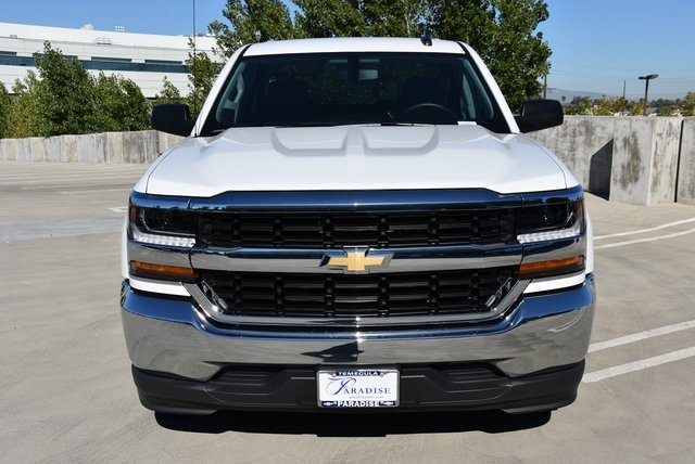 2018 Silverado 1500 Crew Cab 4x2,  Pickup #M18792 - photo 4