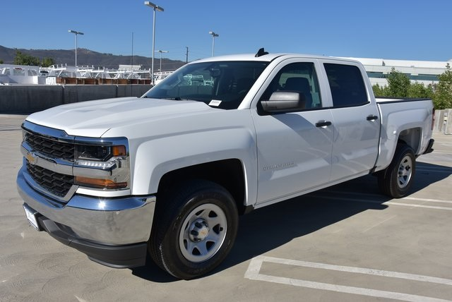 2018 Silverado 1500 Crew Cab 4x2,  Pickup #M18792 - photo 5