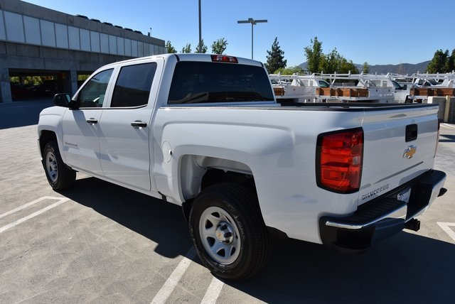 2018 Silverado 1500 Crew Cab 4x2,  Pickup #M18792 - photo 7