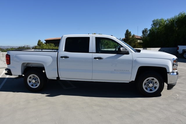 2018 Silverado 1500 Crew Cab 4x2,  Pickup #M18792 - photo 9
