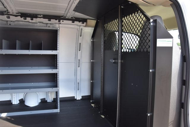 2018 Express 2500 4x2,  Masterack Upfitted Cargo Van #M18823 - photo 11