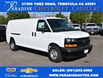 2018 Express 2500 4x2,  Masterack Upfitted Cargo Van #M18823 - photo 1