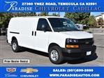 2018 Express 2500 4x2,  Masterack Upfitted Cargo Van #M18830 - photo 1