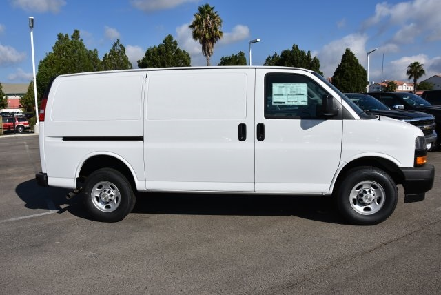 2018 Express 2500 4x2,  Masterack Upfitted Cargo Van #M18844 - photo 8