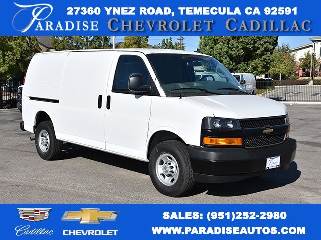 59a400ec8a New 2018 Chevrolet Express 2500 Upfitted Cargo Van for sale in ...
