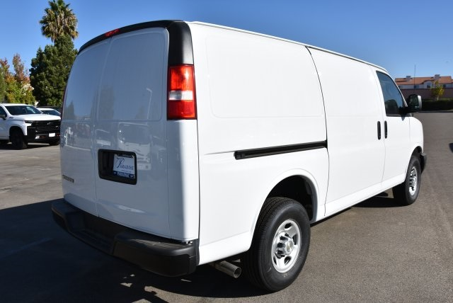 2018 Express 2500 4x2,  Masterack Steel General Service Upfitted Cargo Van #M18855 - photo 6