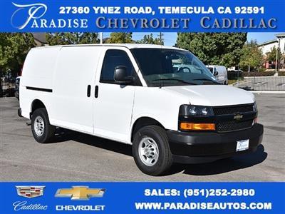 2018 Express 2500 4x2,  Masterack Upfitted Cargo Van #M18855 - photo 1
