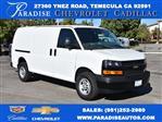 2018 Express 2500 4x2,  Masterack Upfitted Cargo Van #M18862 - photo 1
