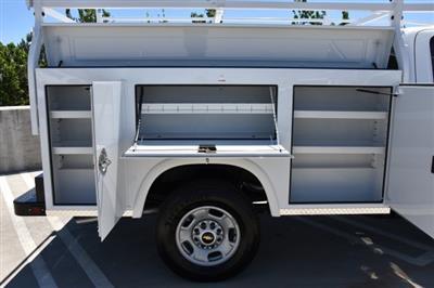 2018 Silverado 2500 Double Cab 4x2,  Royal Service Body Utility #M18864 - photo 10
