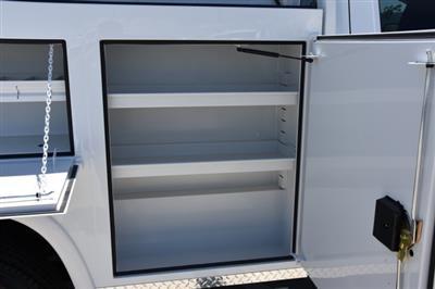 2018 Silverado 2500 Double Cab 4x2,  Royal Service Body Utility #M18864 - photo 11