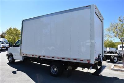 2018 Express 4500 4x2,  Morgan Parcel Aluminum Straight Box #M18865 - photo 2