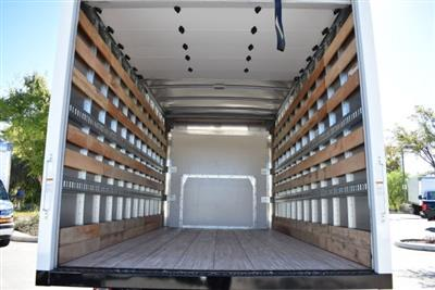 2018 Express 4500 4x2,  Morgan Parcel Aluminum Straight Box #M18865 - photo 7