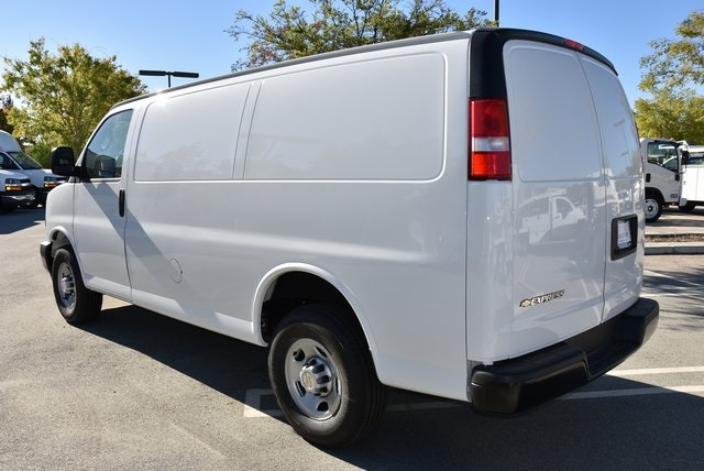 2018 Express 2500 4x2,  Masterack Upfitted Cargo Van #M18867 - photo 5