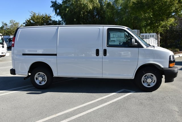 2018 Express 2500 4x2,  Masterack Upfitted Cargo Van #M18867 - photo 8