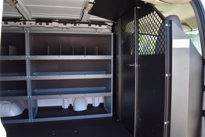 2018 Express 2500 4x2,  Masterack Steel General Service Upfitted Cargo Van #M18867 - photo 12