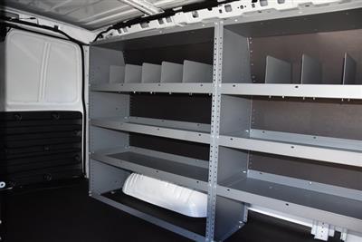 2018 Express 2500 4x2,  Masterack Steel General Service Upfitted Cargo Van #M18867 - photo 13