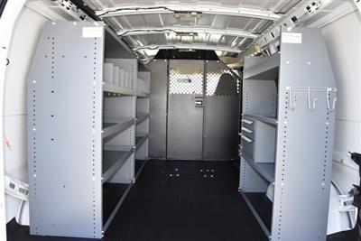 2018 Express 2500 4x2,  Masterack Steel General Service Upfitted Cargo Van #M18867 - photo 2