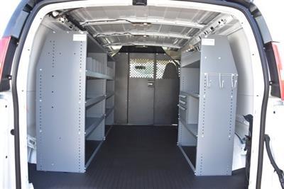 2018 Express 2500 4x2,  Masterack Steel General Service Upfitted Cargo Van #M18871 - photo 2