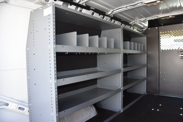 2018 Express 2500 4x2, Masterack Upfitted Cargo Van #M18872 - photo 1