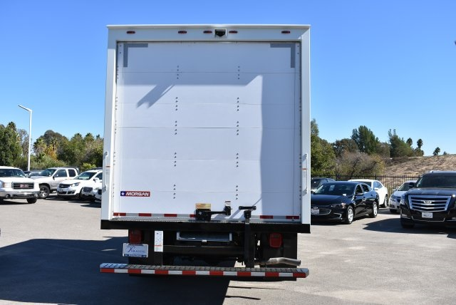 2018 Express 4500 4x2,  Morgan Parcel Aluminum Straight Box #M18874 - photo 6
