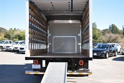 2018 Express 4500 4x2,  Morgan Parcel Aluminum Straight Box #M18874 - photo 14