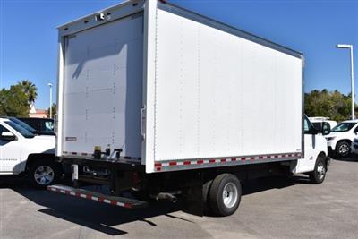 2018 Express 4500 4x2,  Morgan Parcel Aluminum Straight Box #M18874 - photo 2