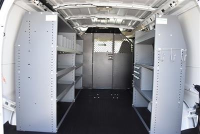 2018 Express 2500 4x2,  Masterack Steel General Service Upfitted Cargo Van #M18891 - photo 2