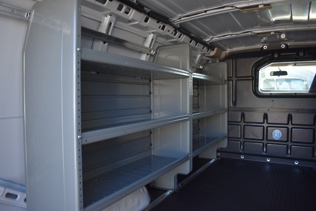 2018 Express 2500 4x2,  Adrian Steel Commercial Shelving Upfitted Cargo Van #M18903 - photo 14