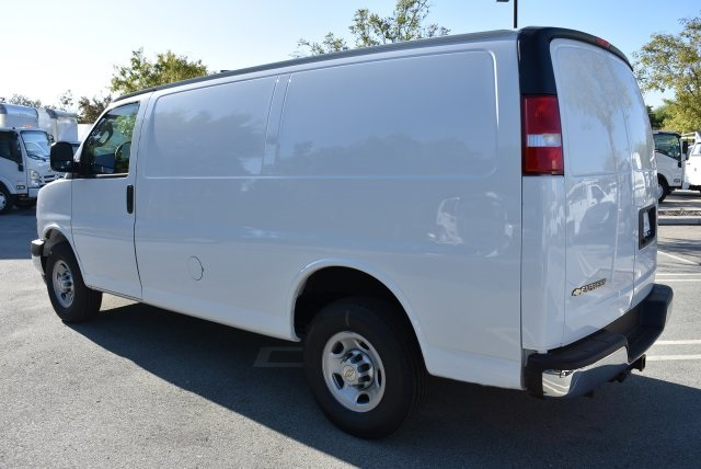 2018 Express 2500 4x2,  Adrian Steel Commercial Shelving Upfitted Cargo Van #M18903 - photo 6