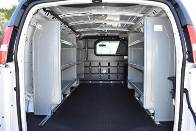 2018 Express 2500 4x2,  Adrian Steel Commercial Shelving Upfitted Cargo Van #M18903 - photo 2