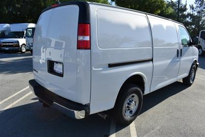 2018 Express 2500 4x2,  Adrian Steel Commercial Shelving Upfitted Cargo Van #M18903 - photo 8