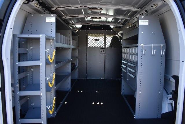 2018 Express 2500 4x2,  Weather Guard Upfitted Cargo Van #M18908 - photo 1