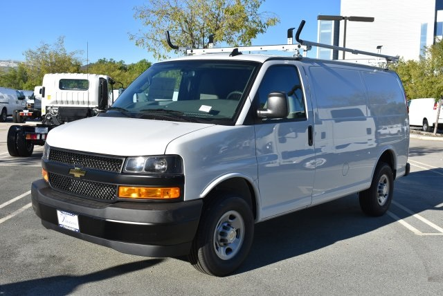 2018 Express 2500 4x2,  Weather Guard Upfitted Cargo Van #M18908 - photo 5