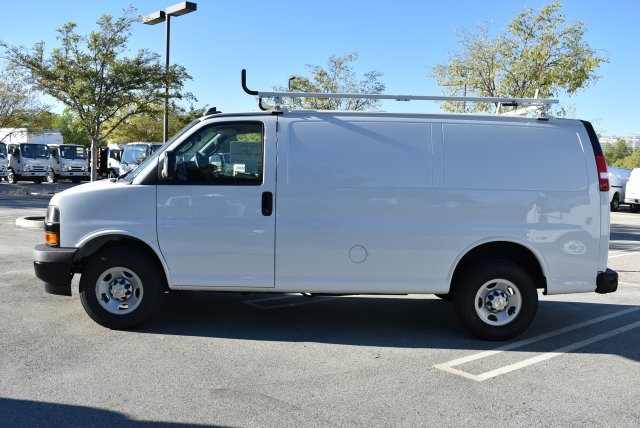 2018 Express 2500 4x2,  Weather Guard Upfitted Cargo Van #M18908 - photo 6