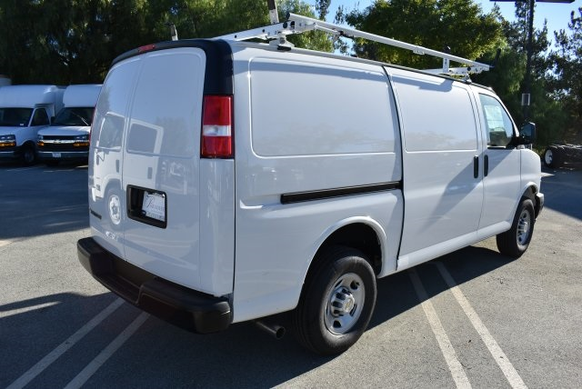 2018 Express 2500 4x2,  Weather Guard Upfitted Cargo Van #M18908 - photo 9