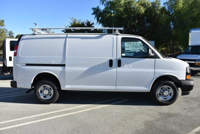 2018 Express 2500 4x2,  Weather Guard Upfitted Cargo Van #M18908 - photo 10
