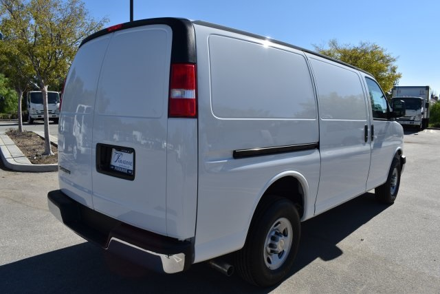 2018 Express 2500 4x2,  Adrian Steel Upfitted Cargo Van #M18922 - photo 9