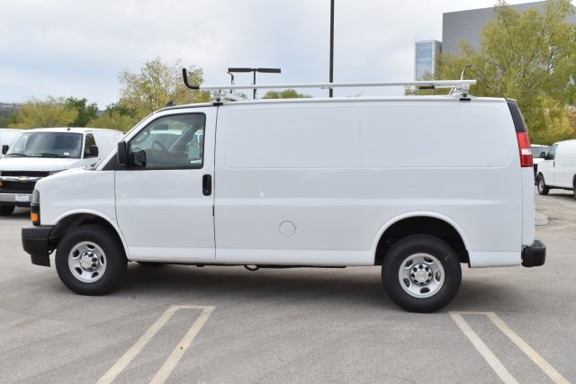 2018 Express 2500 4x2,  Masterack Steel Electrical Upfitted Cargo Van #M18928 - photo 6
