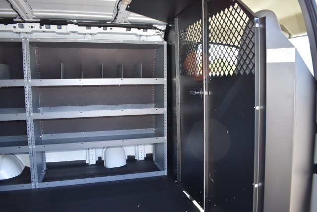 2018 Express 2500 4x2,  Masterack Steel General Service Upfitted Cargo Van #M18930 - photo 14