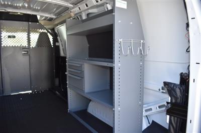 2018 Express 2500 4x2,  Masterack Steel General Service Upfitted Cargo Van #M18930 - photo 17
