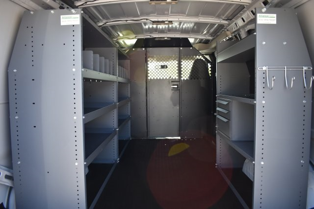 2018 Express 2500 4x2,  Masterack Upfitted Cargo Van #M18932 - photo 1