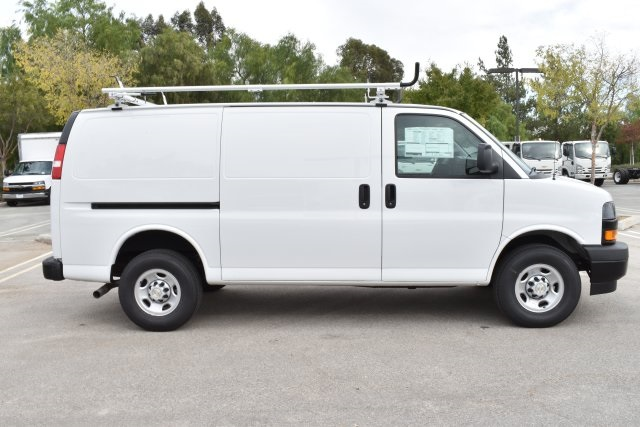 2018 Express 2500 4x2,  Masterack Steel Electrical Upfitted Cargo Van #M18935 - photo 10