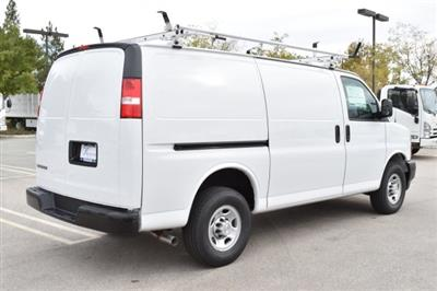 2018 Express 2500 4x2,  Masterack Steel Electrical Upfitted Cargo Van #M18935 - photo 9
