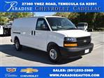 2018 Express 2500 4x2,  Masterack Steel General Service Upfitted Cargo Van #M18937 - photo 1