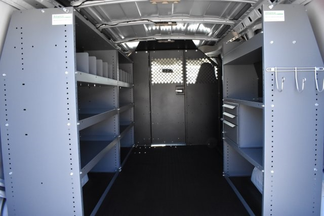 2018 Express 2500 4x2,  Masterack Upfitted Cargo Van #M18938 - photo 1