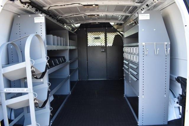 2018 Express 2500 4x2,  Masterack Steel PHVAC Upfitted Cargo Van #M18940 - photo 2