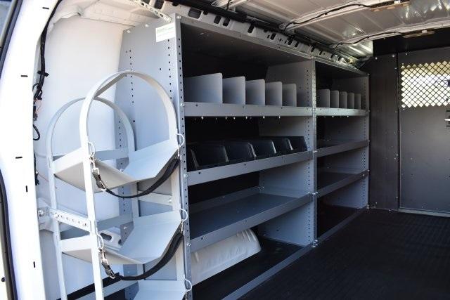 2018 Express 2500 4x2,  Masterack Steel PHVAC Upfitted Cargo Van #M18940 - photo 19