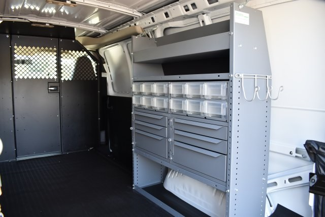 2018 Express 2500 4x2,  Masterack Steel PHVAC Upfitted Cargo Van #M18940 - photo 20