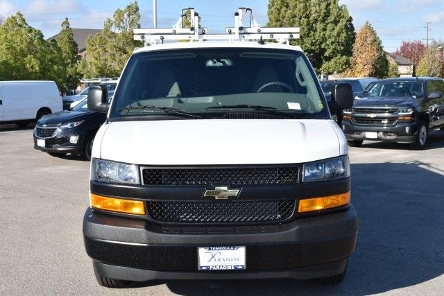 2018 Express 2500 4x2,  Masterack Steel PHVAC Upfitted Cargo Van #M18940 - photo 4